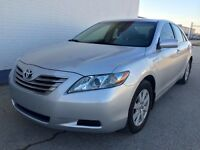 2008 Toyota Camry Hybrid, Low kms, Loaded, Safetied