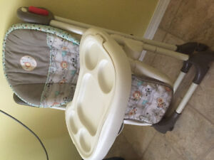 High chairs in great condition
