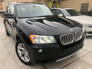 2012 BMW X3 Navigation/Panoramic Roof