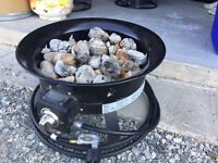 CAMPING SEASON IS HERE!  FIRE PITS 1/2 PRICE FROM NEW