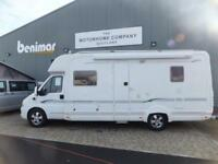 Bessacarr e760 Motorhome for sale four berth