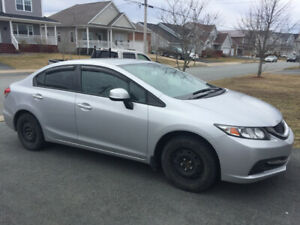 2013 Honda Civic Sedan low km
