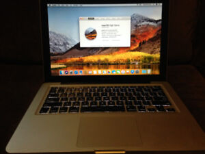 "MacBook Pro 13"" mid-2010, 256GB HD, 8GB RAM"