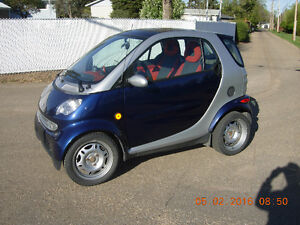 2005 Smart Fortwo Passion Coupe (2 door)