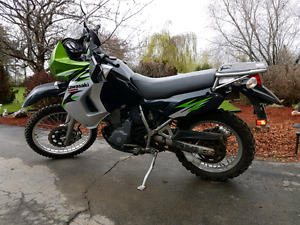 Street & trail bike for sale