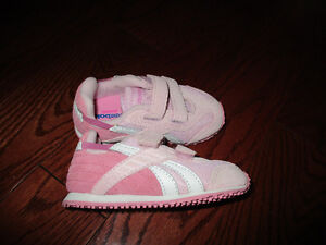 Reebok toddler size 5.5 girls shoes
