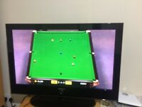 """42"""" SAMSUNG PLASMA TV BUILT IN FREEVIEW HD READY CAN DELIVER"""