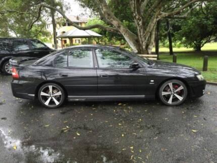 2003 Holden Commodore Sedan Beenleigh Logan Area Preview
