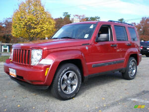 2010 Jeep Liberty Sport SUV, Crossover $7500