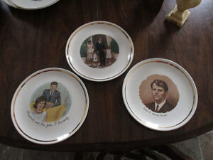 Senator Robert F Kennedy Plate Kitchener / Waterloo Kitchener Area image 1
