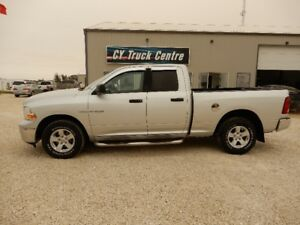 2010 Dodge Power Ram 1500 HEMI Quad SLT 4x4