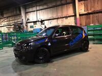Renault Clio Sport 172 - Track / Race Car - 67K - Bucket Seats / Harnesses - Cage - Cup / 182