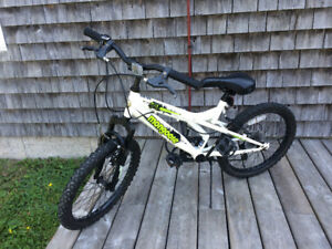 Boys Mongoose Bike 20""