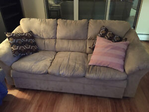 3 seat sofa - great condition!! $150 OBO