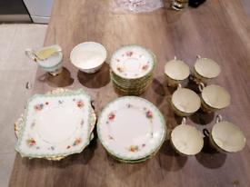 Superb Tuscan Crockery Tea set