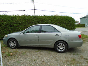 2005 Toyota Camry Familiale