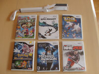Jeux Wii // Wii games