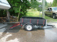 Utility Boat or ATV trailer, excellent shape