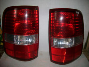 2004 to 2008 FORD F-150 Taillights