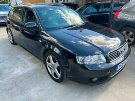 2004 Audi A4 Estate, AUTOMATIC, Diesel, MOT until January 2021!