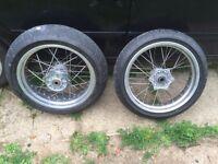 Ktm super moto wheels exc sxf