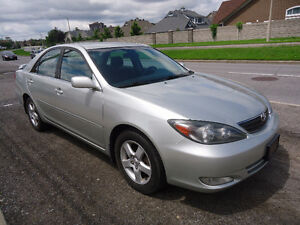 2003 Toyota Camry SE Comes With Sefety & E Test