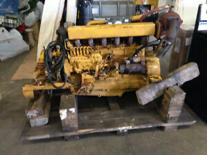 220 John Deere Marine engine boat motor
