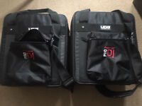 UDG Bags Fair condition with a few marks on - fit Pioneer cdj 1000 cdj 850 djm 600 djm 700 djm 800
