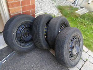 Tires and Rims (15 Inch)