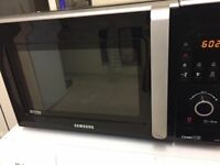 Samsung Combi microwave oven