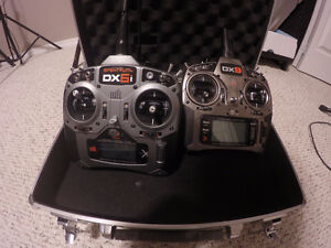 Spektrum DX9 & DX6i