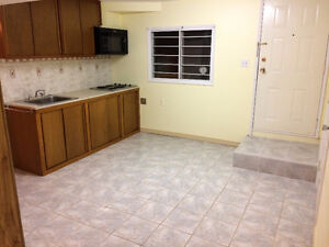 3 BDR Ground Level Suite Avail. Now