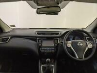 2017 66 NISSAN QASHQAI TEKNA DCI 360 CAMERA PAN ROOF 1 OWNER SERVICE HISTORY