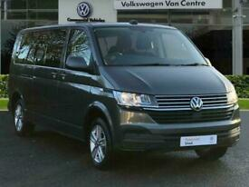 2020 Volkswagen Transporter Shuttle 2.0 TDI BMT 150PS SE DSG-9 Seats Auto Stand