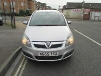 Vauxhall Zafira 1.6 i 16v Club
