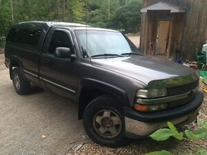 2000 Chevy pick up truck