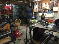 TIG, MIG welding and general fabrication
