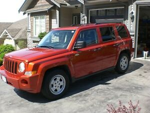 2008 Jeep Patriot North Edition, One Owner, Low KM's