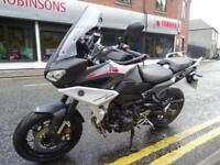 2018 18 Reg Yamaha Tracer 900 ex demo 278 miles loaded with extras