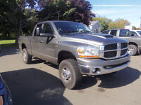 TRADE 2006 DODGE RAM 2500 TURBO DIESEL !! 4X4 !! PROGRAMMER !!