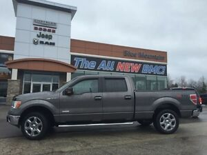 2014 Ford F-150 XTR  ACCIDENT FREE, CERTIFIED/ETESTED, ECOBOOST