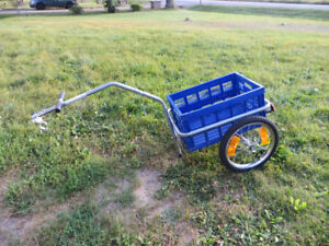 European Bicycle trailer