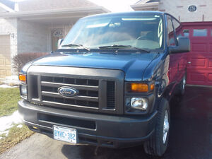 2008 Ford E-150       only 57 k