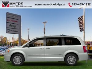 2014 Chrysler Town & Country LIMITED  - Leather Seats - $145.97