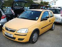 2006 Vauxhall/Opel Corsa 1.2i 16v Life 3d **CLEARANCE CAR**