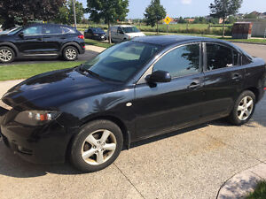 2008 Mazda3 For Sale As Is