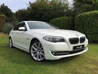 2010 10 BMW 5 SERIES 2.0 520D SE 4D AUTO 181 BHP DIESEL