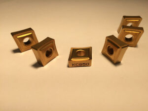 CNC Lathe Machining Tools (e.g. carbide inserts/tooling bars)
