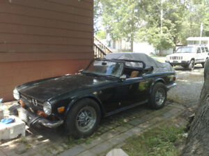 Triumph Tr7 Convertible Kijiji Buy Sell Save With Canadas 1