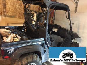 Parting Out - 2011 Yamaha Rhino 700 EFI Special Edition